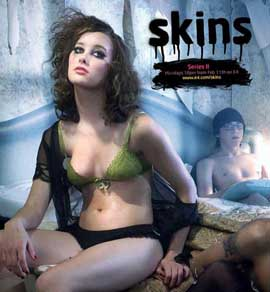 Skins (TV) - 11 x 14 TV Poster - Style A