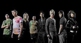Skins (TV) - 11 x 17 TV Poster - UK Style M
