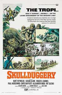 Skullduggery - 43 x 62 Movie Poster - Bus Shelter Style A