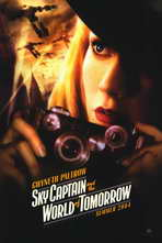 Sky Captain and the World of Tomorrow - 11 x 17 Movie Poster - Style A