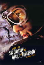 Sky Captain and the World of Tomorrow - 11 x 17 Movie Poster - Style B