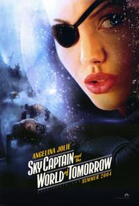 Sky Captain and the World of Tomorrow - 11 x 17 Movie Poster - Style C