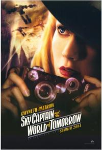 Sky Captain and the World of Tomorrow - 43 x 62 Movie Poster - Bus Shelter Style A
