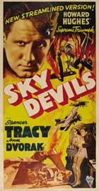 Sky Devils - 20 x 40 Movie Poster - Style A