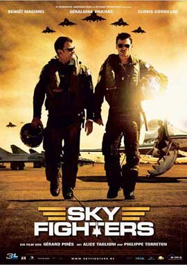 Sky Fighters - 27 x 40 Movie Poster - German Style A