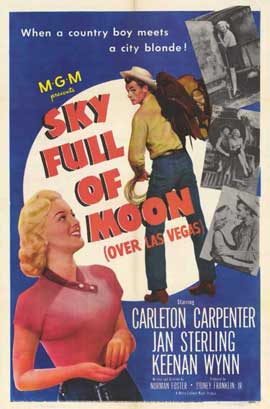 Sky Full of Moon - 11 x 17 Movie Poster - Style A