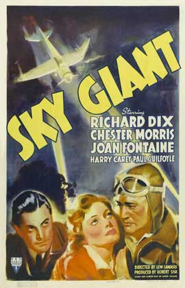Sky Giant - 11 x 17 Movie Poster - Style A