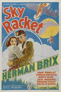 Sky Racket - 27 x 40 Movie Poster - Style A