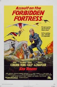 Sky Riders - 27 x 40 Movie Poster - Style B