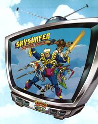 Sky Surfer Strike Force - 8 x 10 Color Photo #1