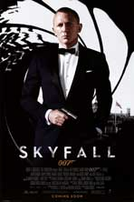 Skyfall - Movie Poster - 24 x 36 - Style B