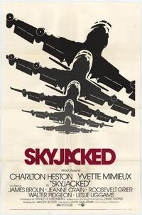 Skyjacked - 27 x 40 Movie Poster - Style A