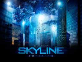 Skyline - 11 x 17 Movie Poster - UK Style A