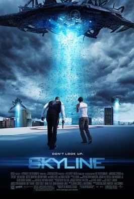 Skyline - 11 x 17 Movie Poster - Style C