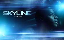 Skyline - 11 x 14 Movie Poster - Style B