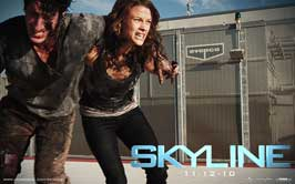 Skyline - 11 x 14 Movie Poster - Style E