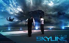 Skyline - 11 x 14 Movie Poster - Style F