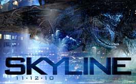 Skyline - 11 x 14 Movie Poster - Style G