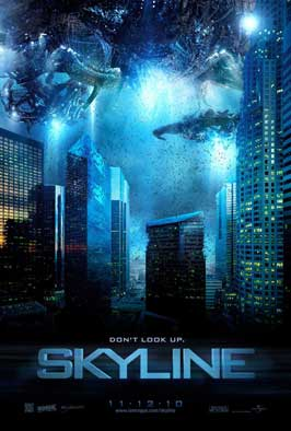 Skyline - 11 x 17 Movie Poster - Style A - Double Sided