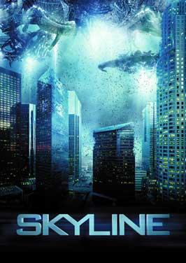 Skyline - 27 x 40 Movie Poster - Style B