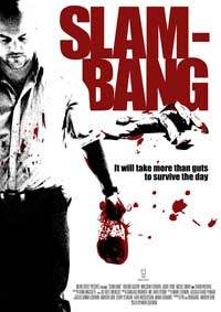Slam-Bang - 43 x 62 Movie Poster - Bus Shelter Style A