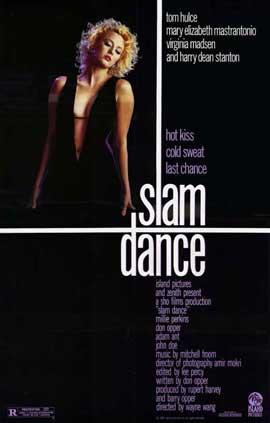 Slamdance - 11 x 17 Movie Poster - Style A