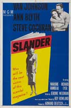 Slander - 27 x 40 Movie Poster - Style A