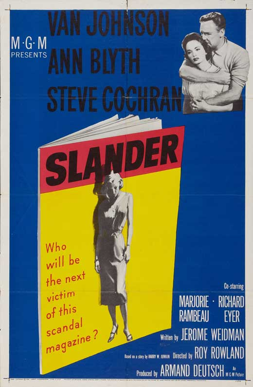 Slander movie