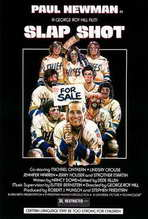 Slap Shot - 27 x 40 Movie Poster