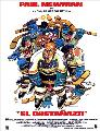 Slap Shot - 27 x 40 Movie Poster - Spanish Style B