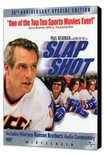 Slap Shot - 27 x 40 Movie Poster - Style C - Museum Wrapped Canvas