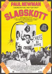 Slap Shot - 11 x 17 Poster - Foreign - Style A