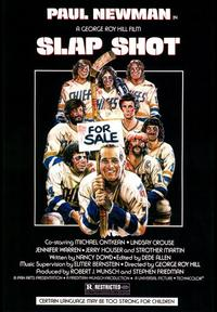 Slap Shot - 43 x 62 Movie Poster - Bus Shelter Style A