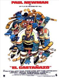 Slap Shot - 11 x 17 Movie Poster - Spanish Style B