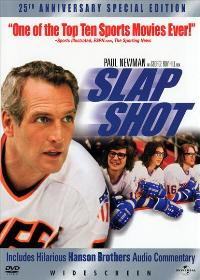 Slap Shot - 11 x 17 Movie Poster - Style E