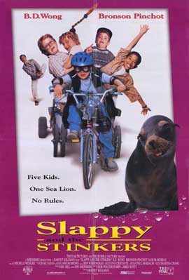 Slappy and the Stinkers - 11 x 17 Movie Poster - Style A