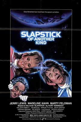 Slapstick of Another Kind - 11 x 17 Movie Poster - Style A