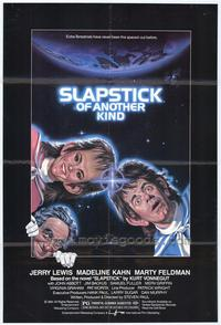 Slapstick of Another Kind - 27 x 40 Movie Poster - Style A