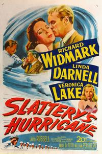 Slattery's Hurricane - 11 x 17 Movie Poster - Style A
