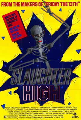 Slaughter High - 27 x 40 Movie Poster - Style A