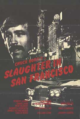 Slaughter in San Francisco - 11 x 17 Movie Poster - Spanish Style A
