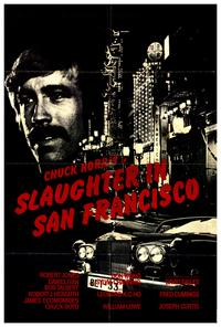 Slaughter in San Francisco - 27 x 40 Movie Poster - Spanish Style A