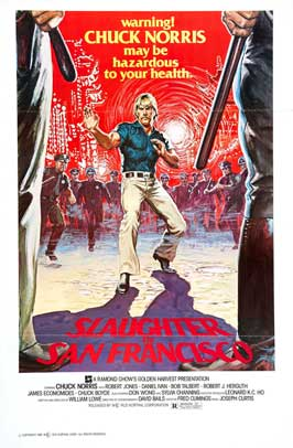 Slaughter in San Francisco - 11 x 17 Movie Poster - Style B