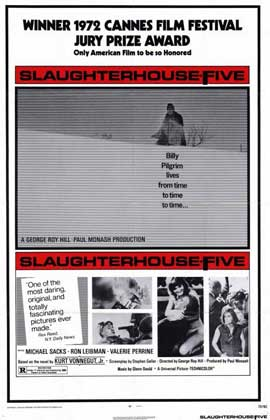 Slaughterhouse Five - 11 x 17 Movie Poster - Style A