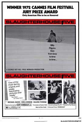 Slaughterhouse Five - 27 x 40 Movie Poster - Style A