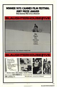 Slaughterhouse Five - 43 x 62 Movie Poster - Bus Shelter Style A