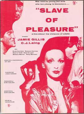 Slave of Pleasure - 27 x 40 Movie Poster - Style A