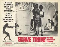 Slave Trade in the World Today - 11 x 14 Movie Poster - Style D
