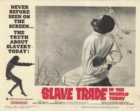 Slave Trade in the World Today - 11 x 14 Movie Poster - Style F