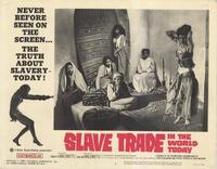 Slave Trade in the World Today - 11 x 14 Movie Poster - Style G
